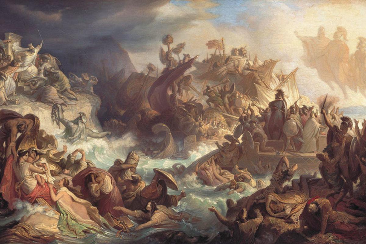 Tổng quan về ba cuộc chiến tranh giữa Hy Lạp và Ba Tư cổ đại