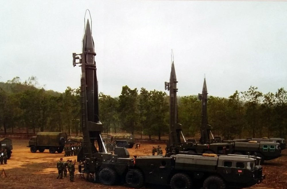 Tên lửa đạn đạo Scud trong biên chế quân đội Việt Nam