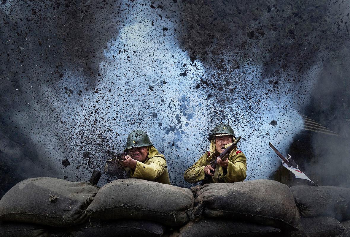 Quan điểm của người Trung Quốc về 5 quốc gia anh dũng nhất trong chiến tranh