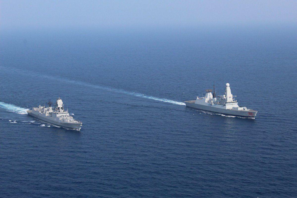 Biển và chiến lược biển của một số quốc gia hiện nay