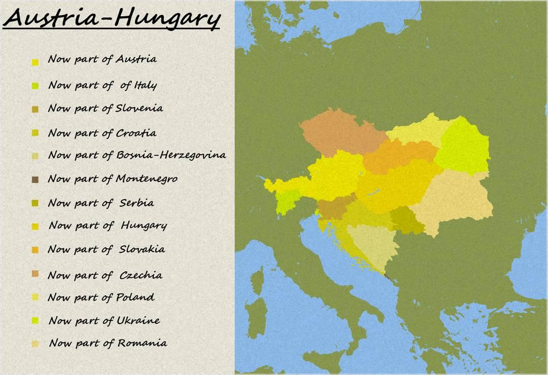 150 năm Đế chế Áo – Hung: Một thời vang bóng
