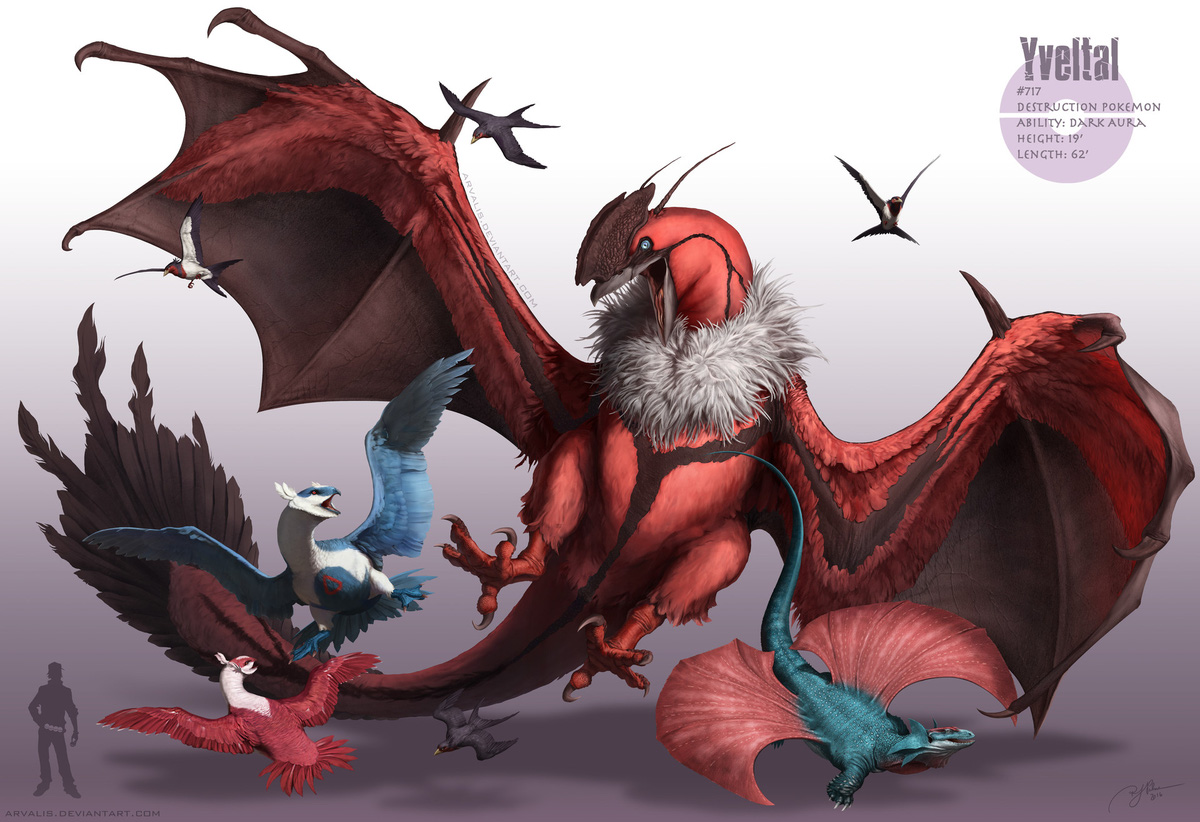 Các Pokemon huyền thoại sẽ trông như thế nào khi được đưa ra ngoài đời thực? - Ảnh 8.