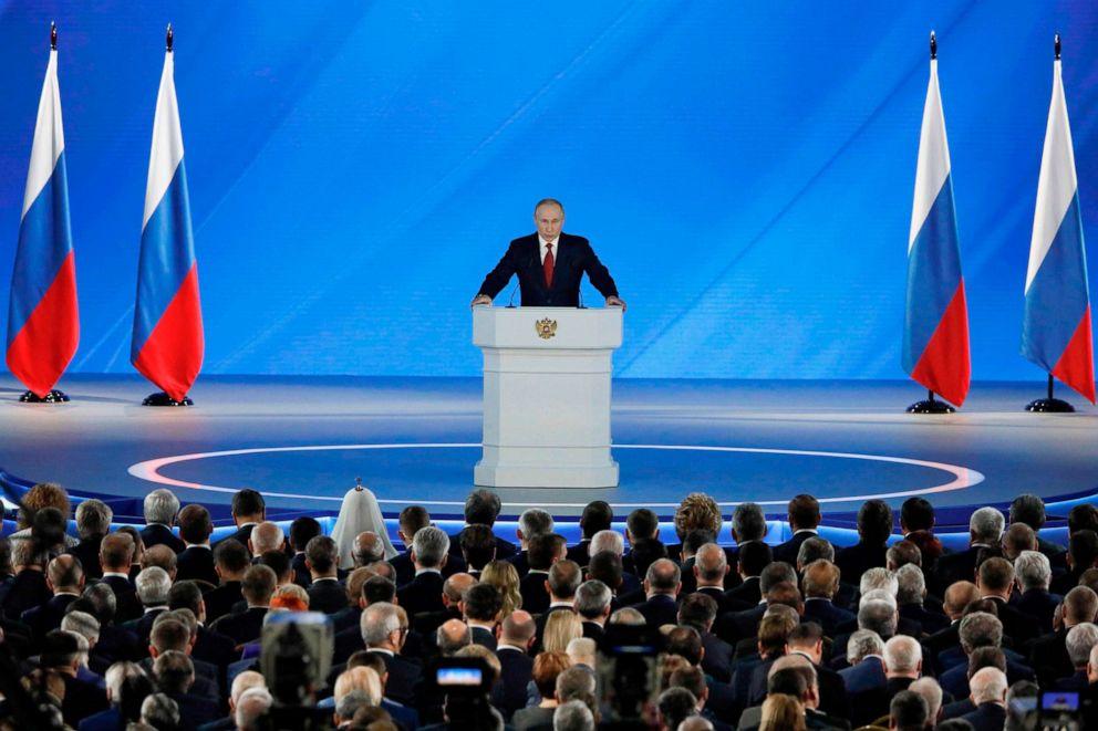 Nước Nga và sự khởi đầu của 'Chú nghĩa xã hội kiểu Putin'?