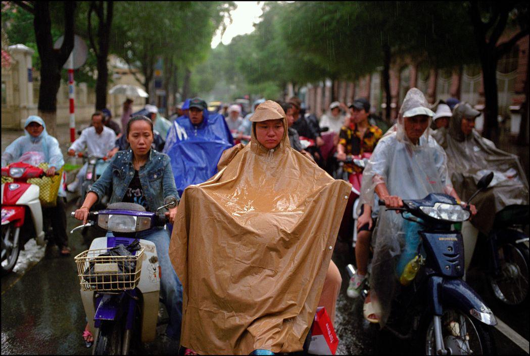 Chùm ảnh: Sài Gòn năm 2007 qua ống kính Ian Berry