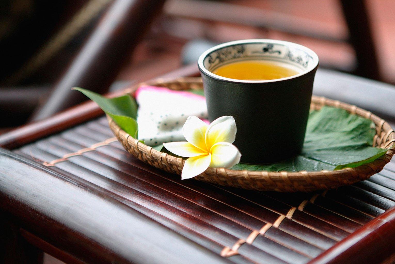 Ngày xuân và văn hóa uống trà của người Việt