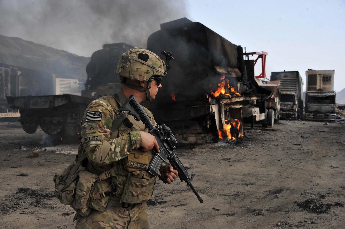 Cuộc chiến Afghanistan và lời nói dối trơ trẽn của Nhà Trắng
