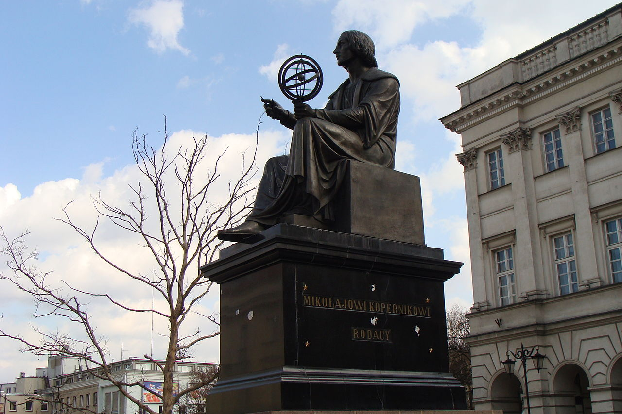 Nicolaus Copernicus: Người khai tử đức tin Thiên Chúa giáo về vũ trụ