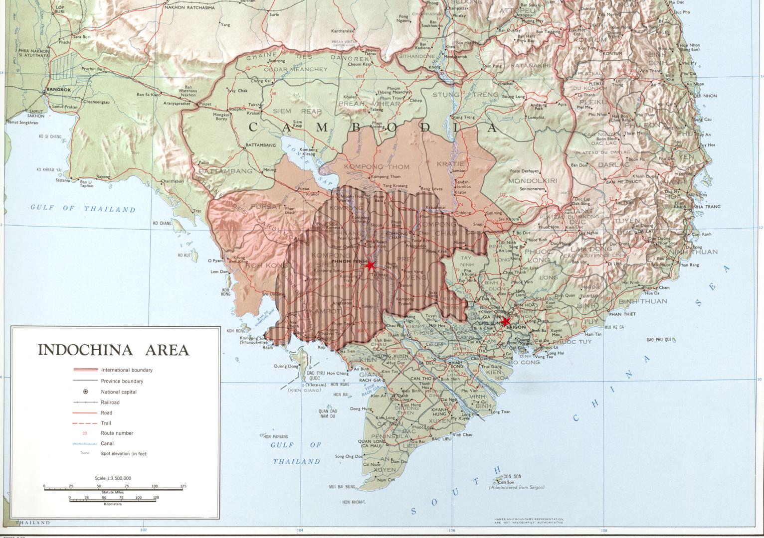 Câu chuyện Trấn Tây Thành và tầm nhìn của các vị vua nhà Nguyễn