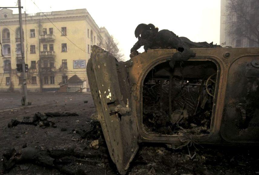 Bức tường bằng xương máu người Nga trong cuộc chiến Chechnya lần I