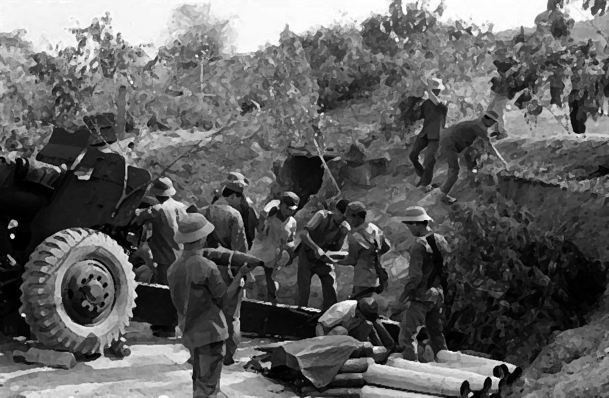 Vị tướng Liên Xô đầu tiên đến Việt Nam những ngày đầu Chiến tranh biên giới 1979