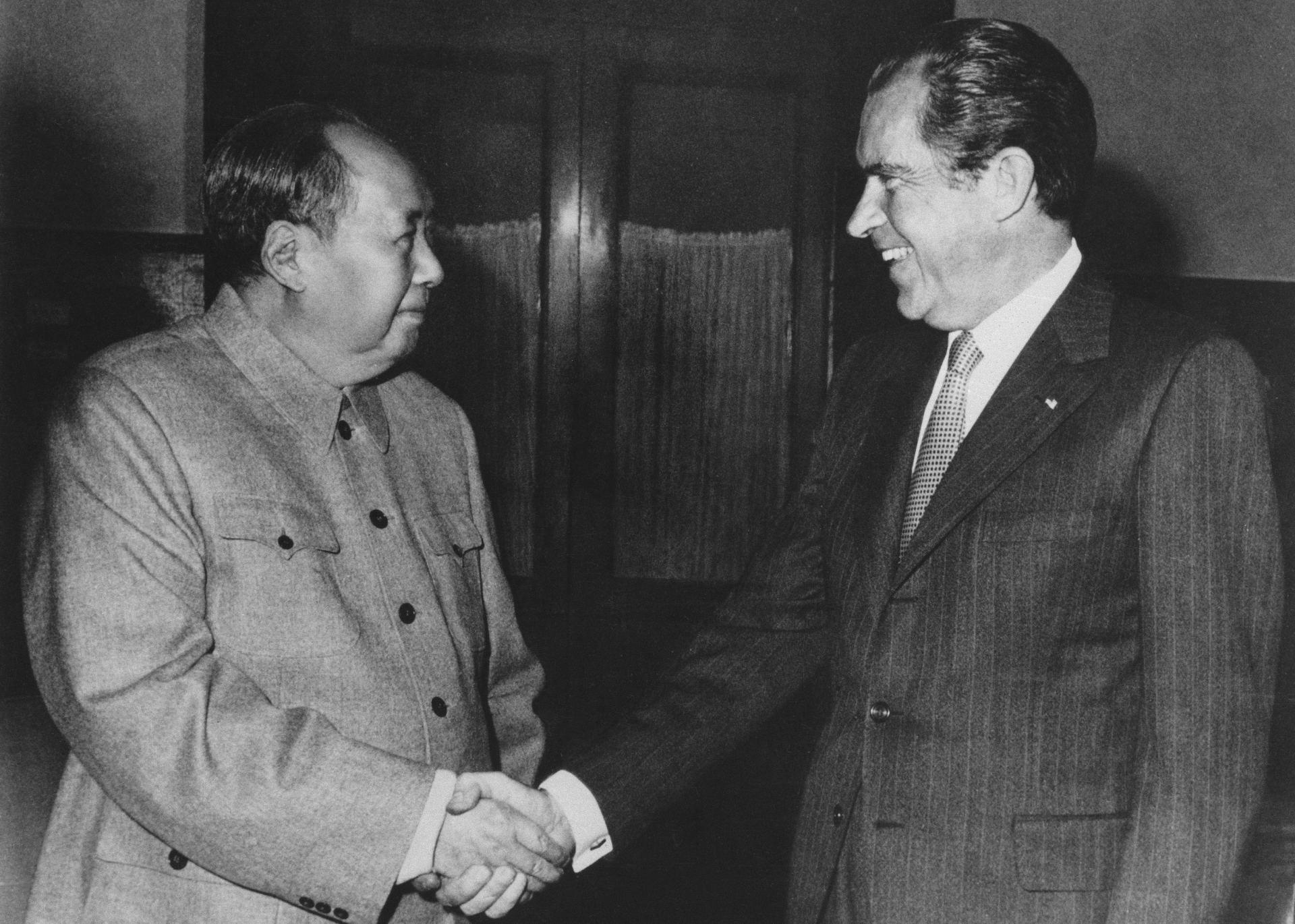 Đằng sau lời mời Nixon thăm Trung Quốc của Mao Trạch Đông