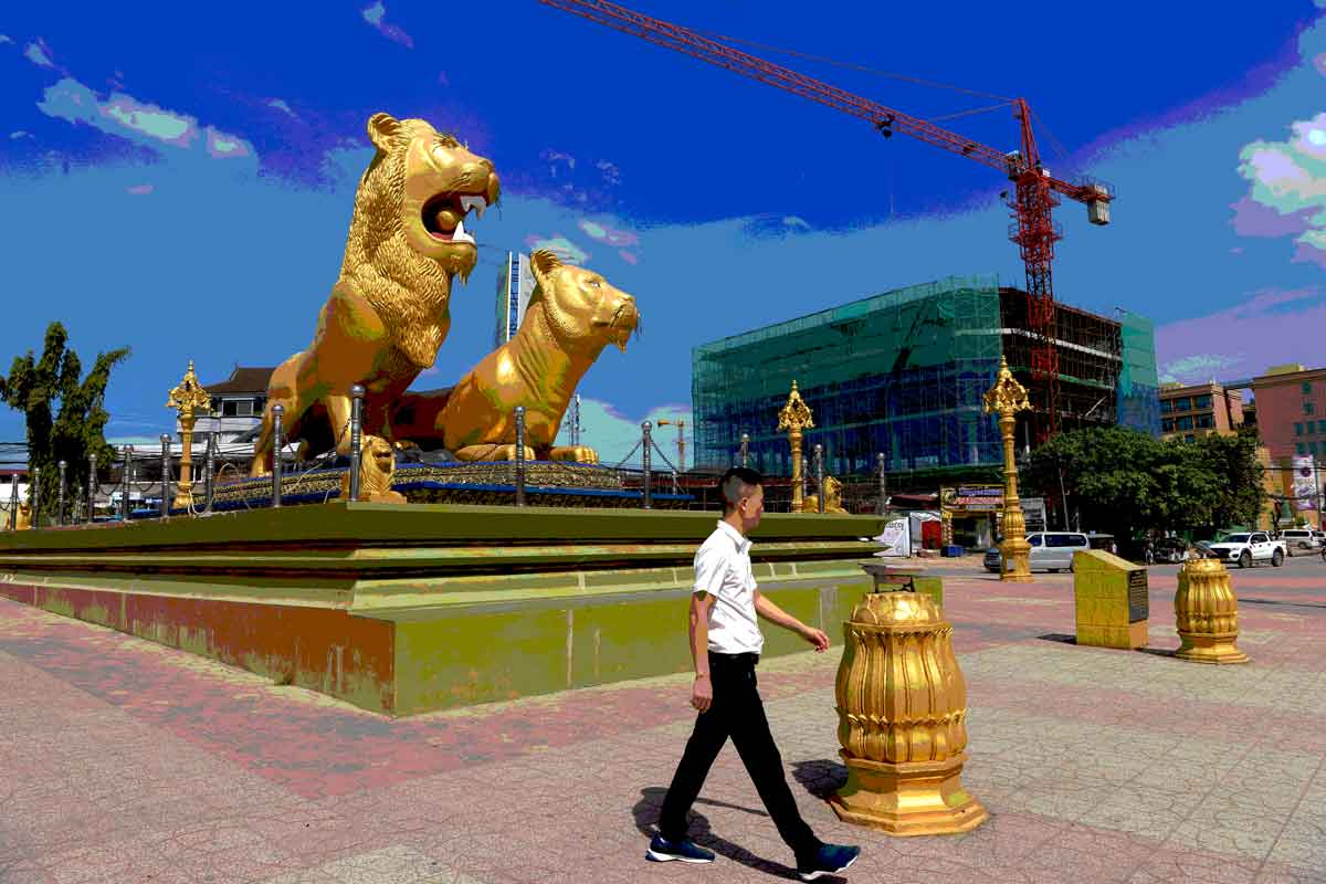 Mặt trái trong những dự án Vành đai và Con đường của Trung Quốc