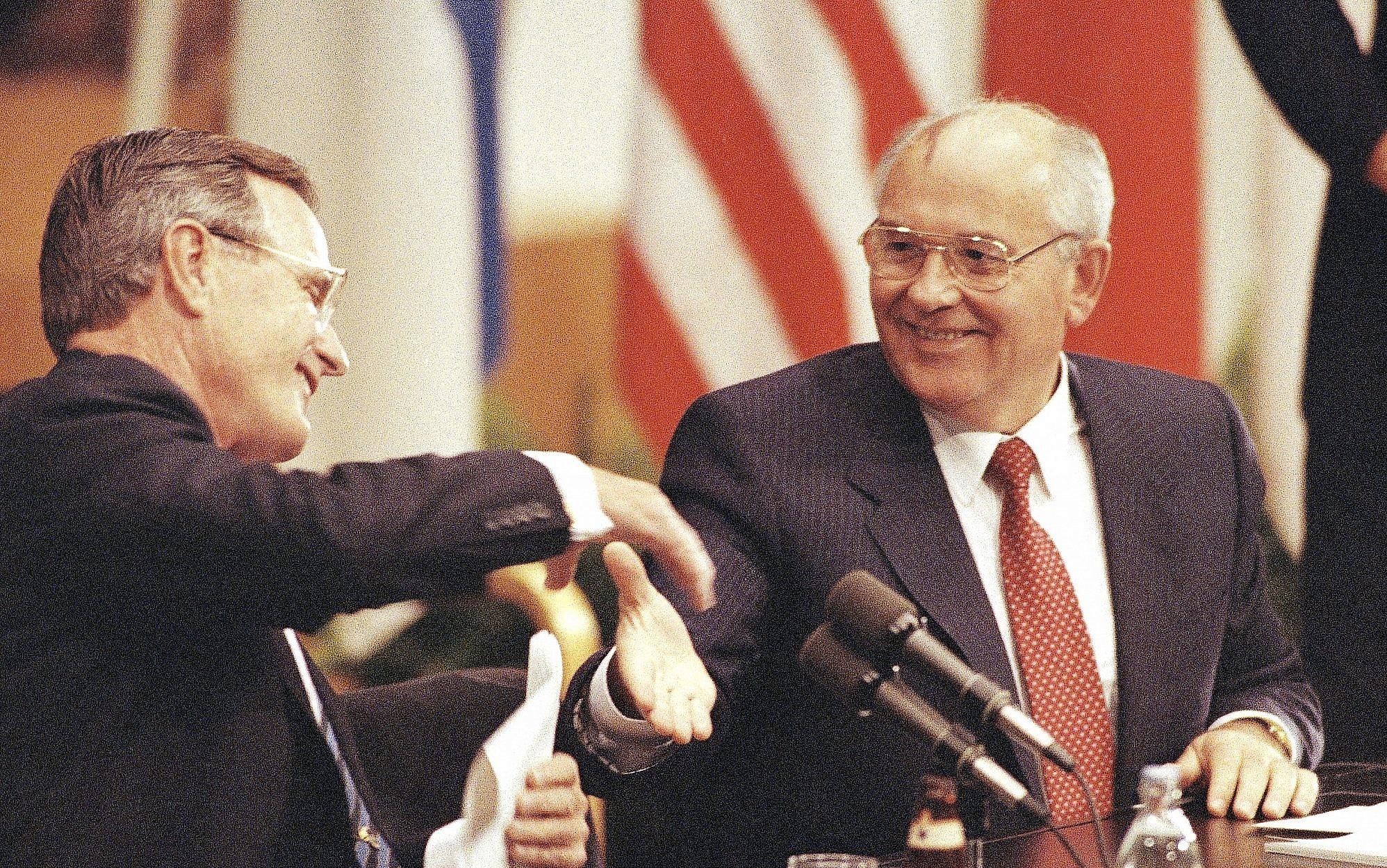 Toàn văn nội dung ghi âm tố cáo Mikhail Gorbachev là kẻ phản quốc