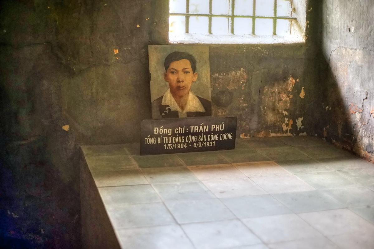Chùm ảnh: Về thăm nơi Tổng bí thư Trần Phú hi sinh ở Sài Gòn