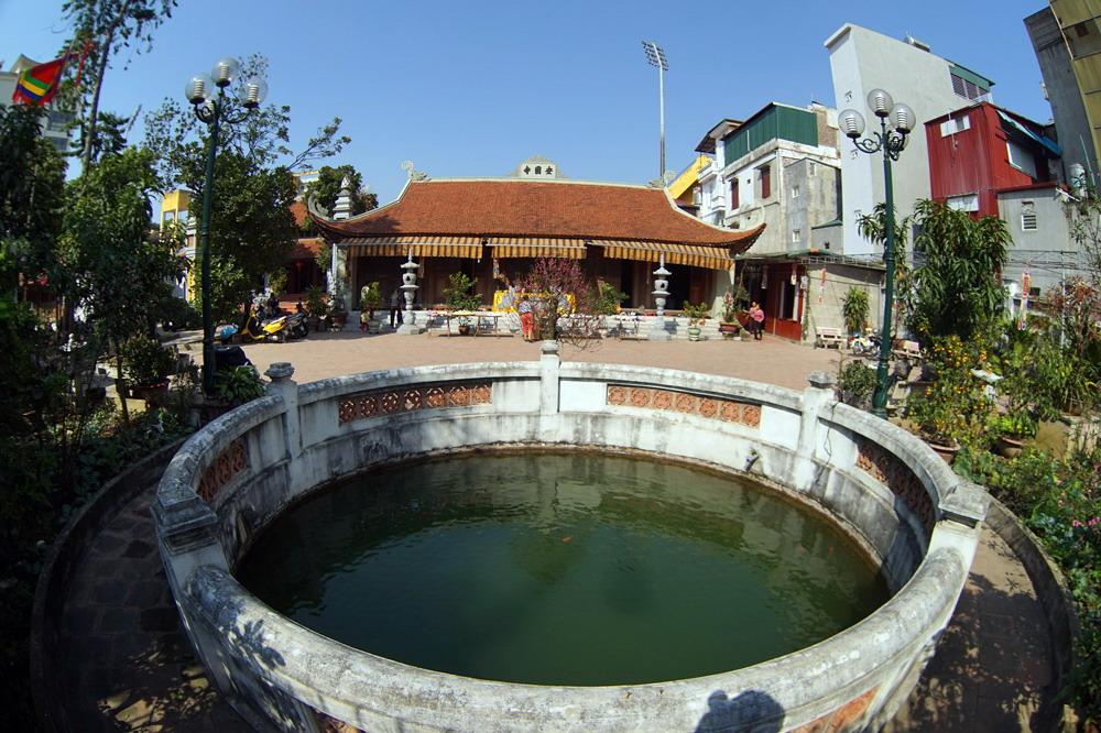Chùm ảnh: Nơi luyện phép trường sinh của các đạo sĩ ở Hà Nội xưa