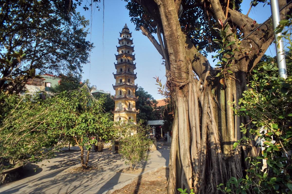Chùm ảnh: Chùa Liên Phái – đóa sen tuyệt đẹp của kinh thành Thăng Long