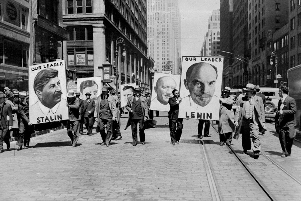 Lịch sử phong trào Cộng sản và công nhân quốc tế thế kỷ 20