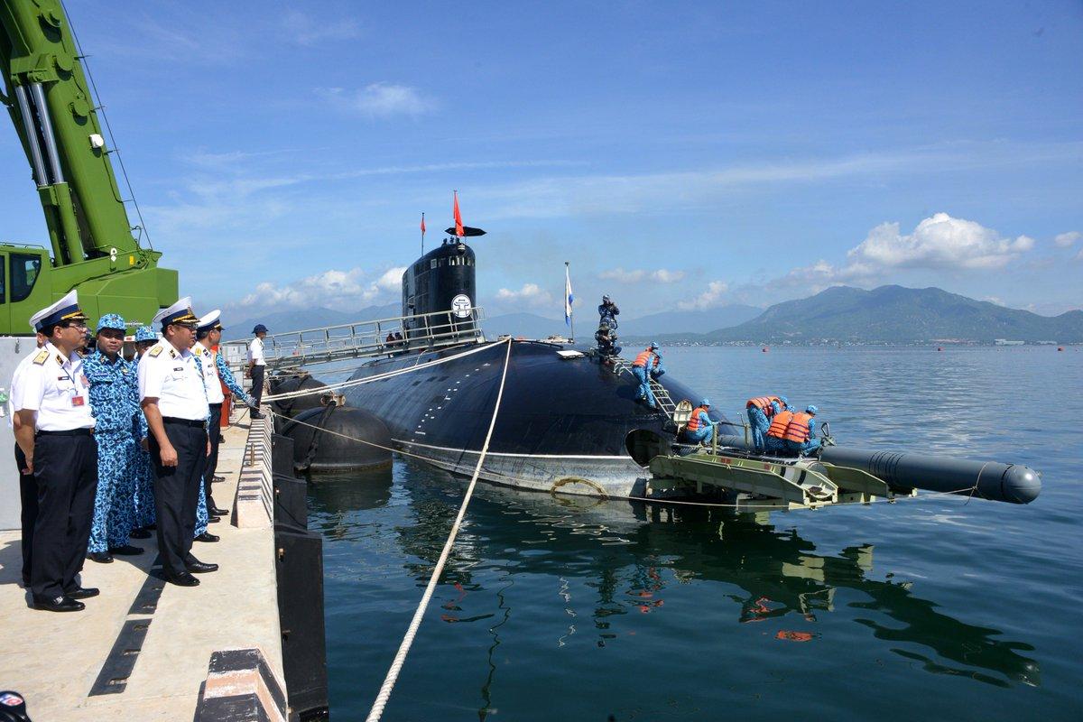 Một vài suy nghĩ về chiến tranh 'bất đối xứng' tại Biển Đông