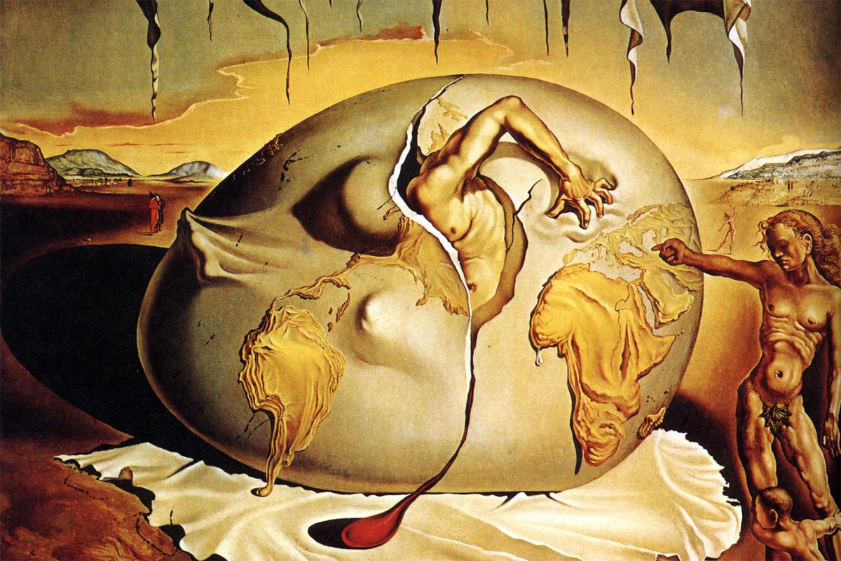 Quan điểm của Sigmund Freud về bản ngã của con người