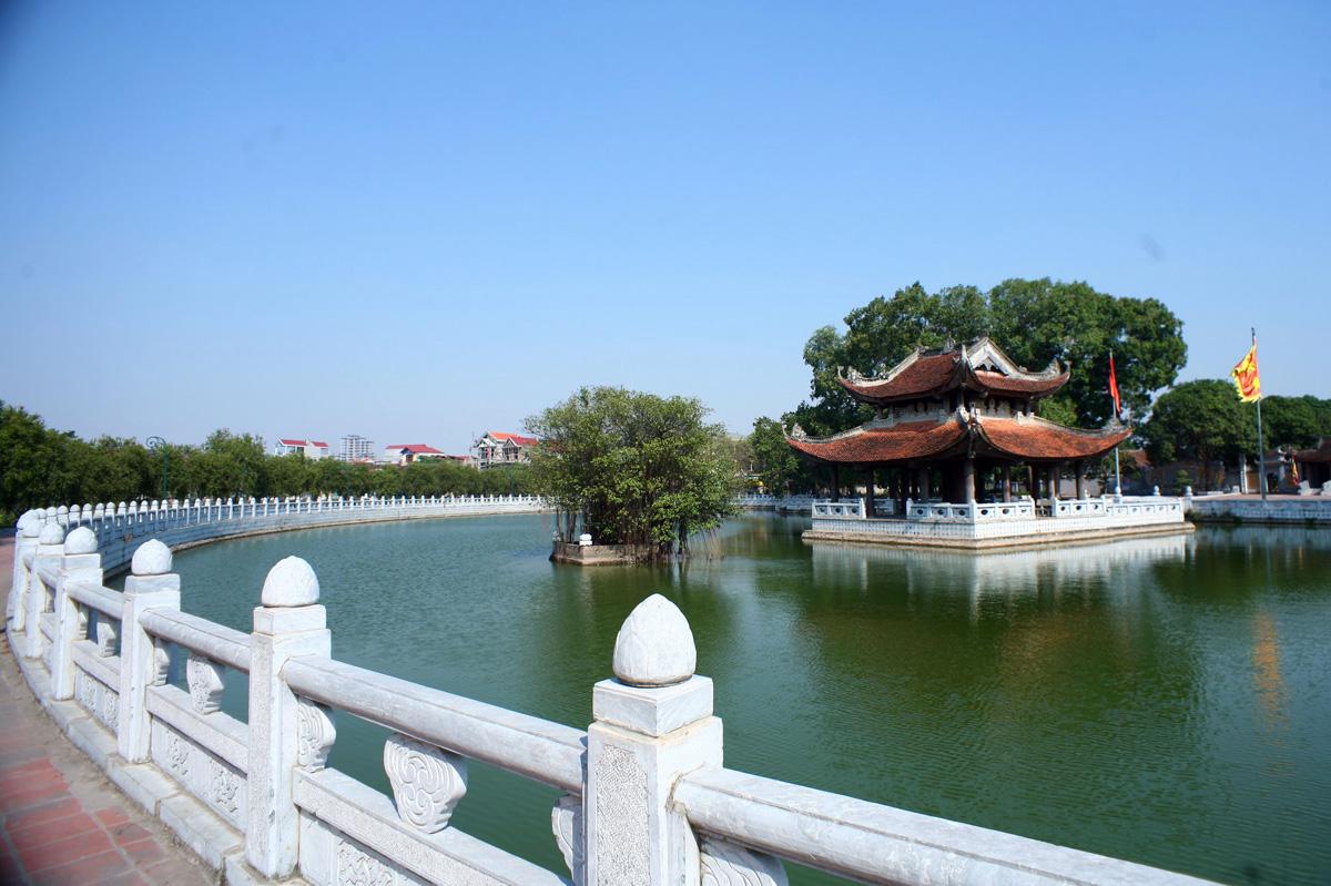 Chùm ảnh: Đền Đô – ngôi đền quan trọng nhất của triều Lý