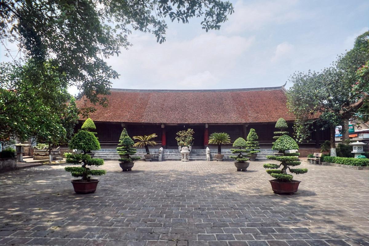 Chùm ảnh: Đình Ngự Triều Di Quy và 'thi hài' không đầu của nàng Mỵ Châu