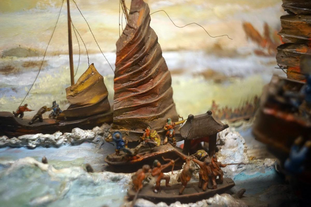 10 trận thủy chiến quan trọng trong lịch sử Việt Nam