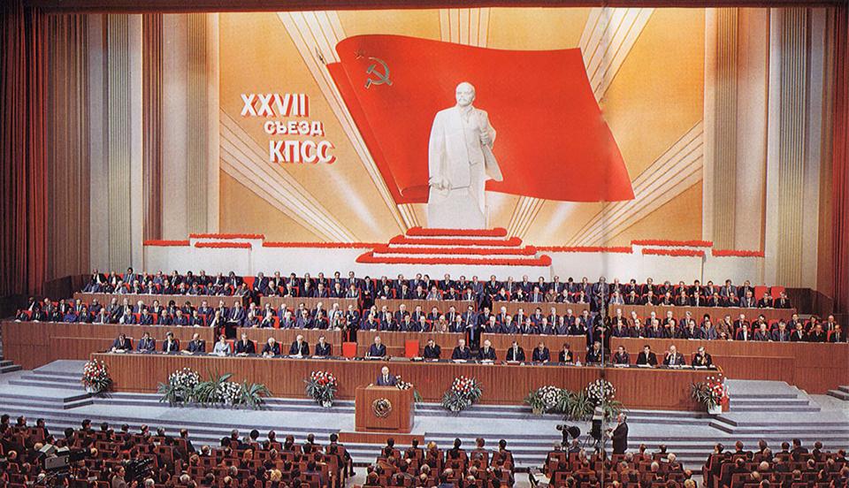 Bài học từ sự sụp đổ của Liên Xô: Khi các nguyên tắc dân chủ bị ném vào sọt rác