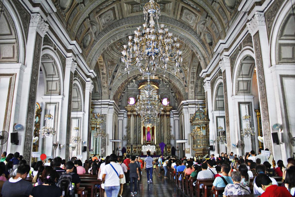 Cuộc chiến chống quyền lực bảo thủ của Giáo hội ở Philippines