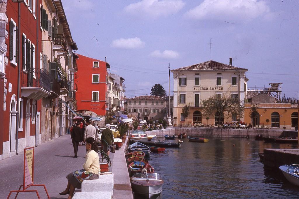 Chùm ảnh: cuộc sống thanh bình ở Italia thập niên 1960