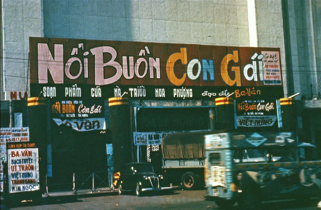 Sân khấu cải lương Sài Gòn 1954-1975 nhìn từ góc độ kinh doanh