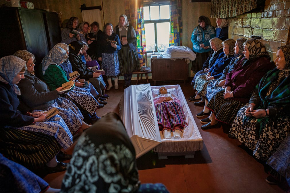 Chùm ảnh:  'Vương quốc' nữ giới cuối cùng của  ngoài khơi biển Baltic