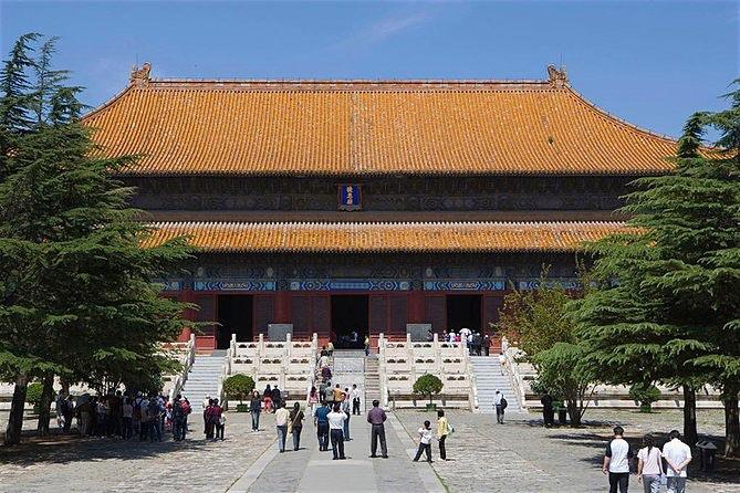 Cuộc dời đô đẫm máu của Trung Quốc thời nhà Minh