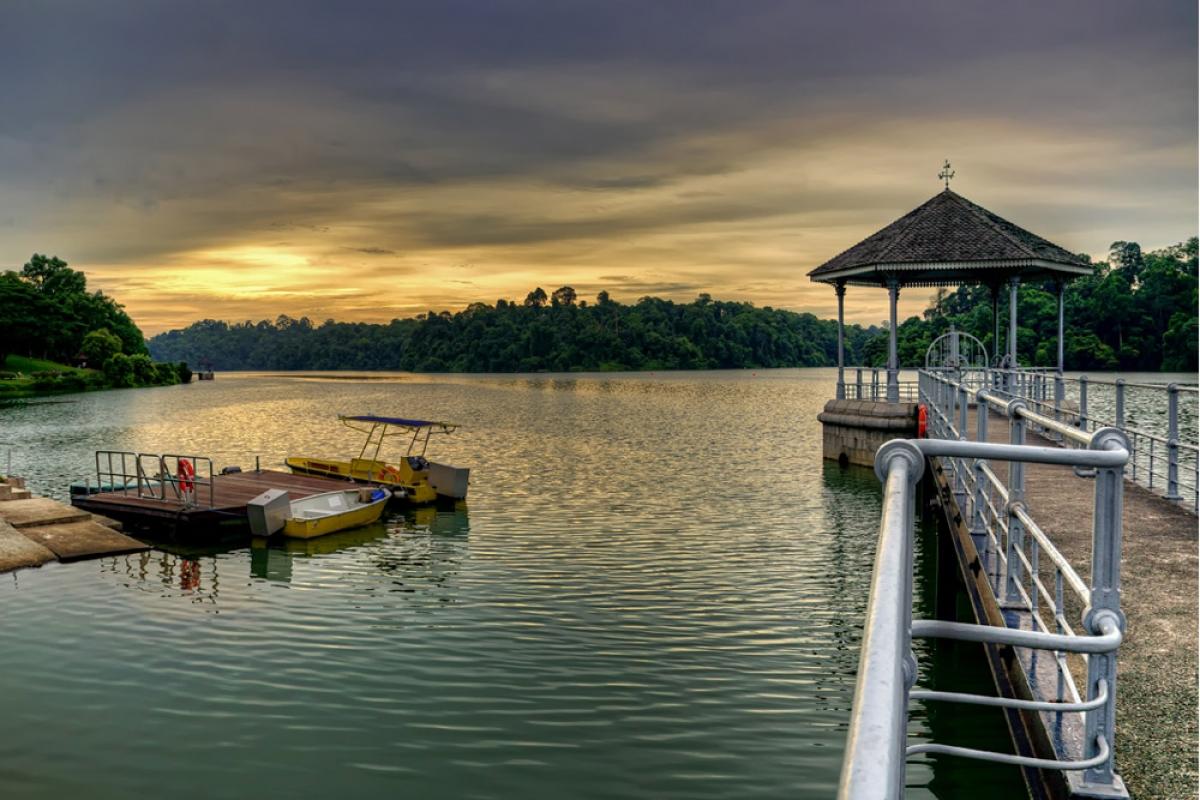Chống ngập kiểu Singapore: Giữ lại từng giọt nước để xài