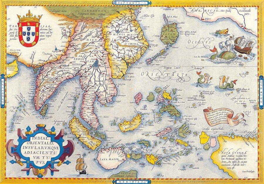 Việt Nam thế kỷ 17 qua cái nhìn của người ngoại quốc
