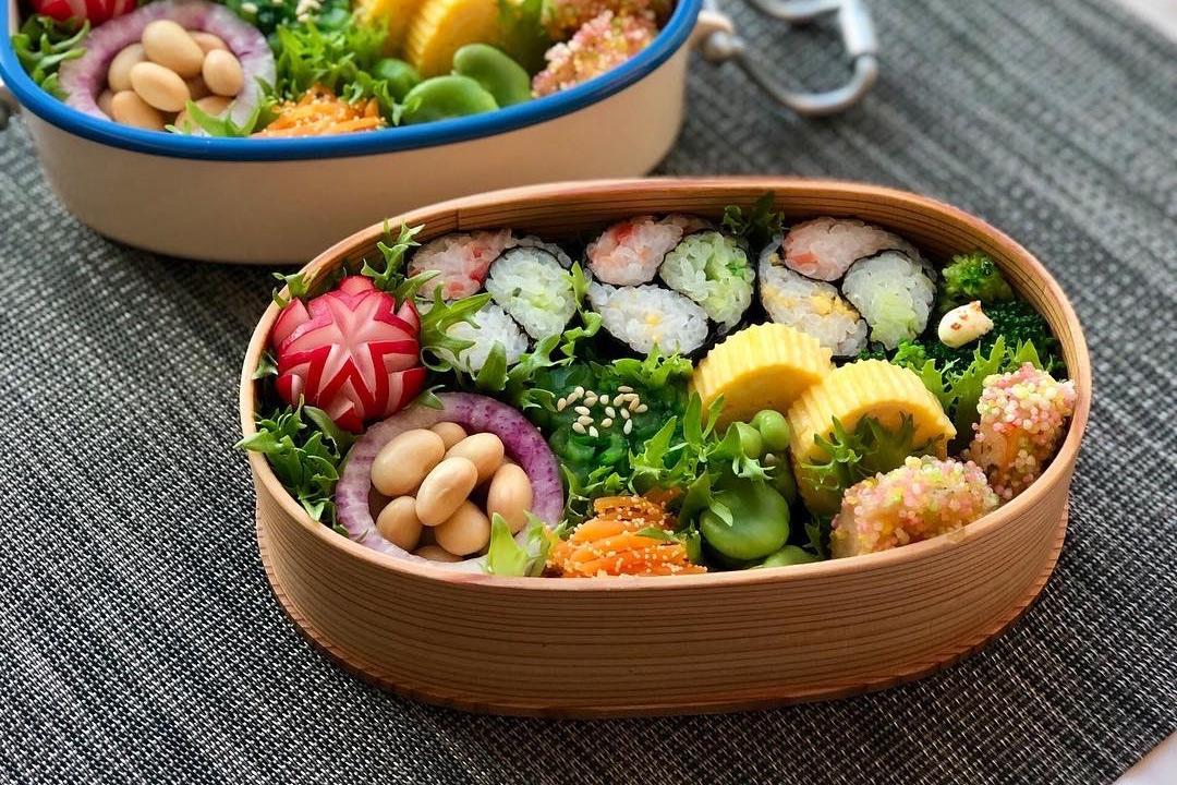 Chùm ảnh: Nghệ thuật sắp xếp hộp cơm của người Nhật Bản