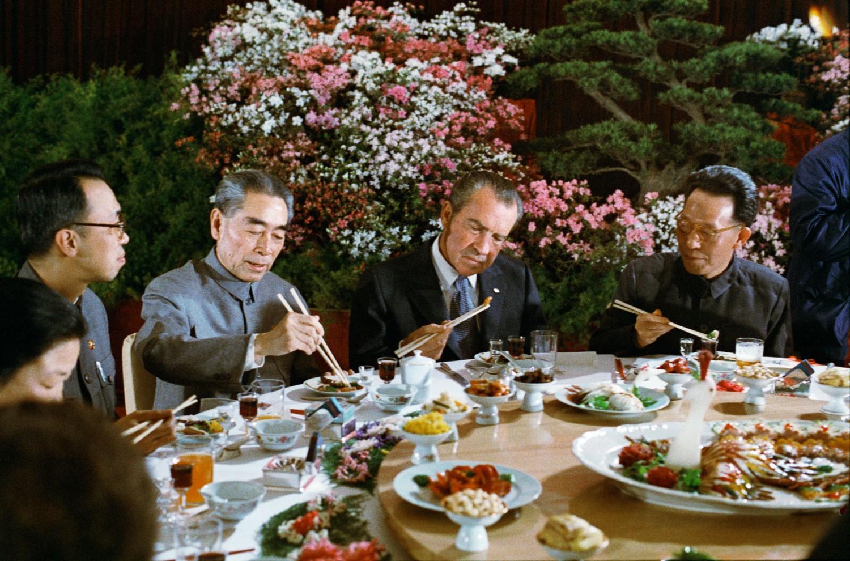 Kissinger nói về chuyến đi lịch sử của Nixon tới Trung Quốc năm 1972