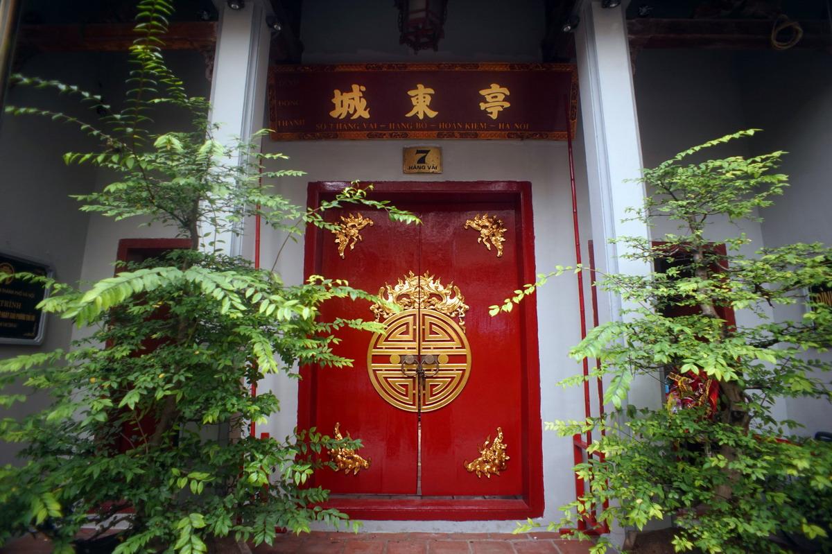 Chùm ảnh: Đình Đông Thành – ngôi đình đẹp nhất phố cổ Hà Nội
