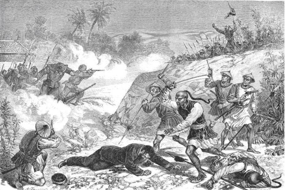 Trận Cầu Giấy 1883: Cơn ác mộng của người Pháp ở Hà Nội
