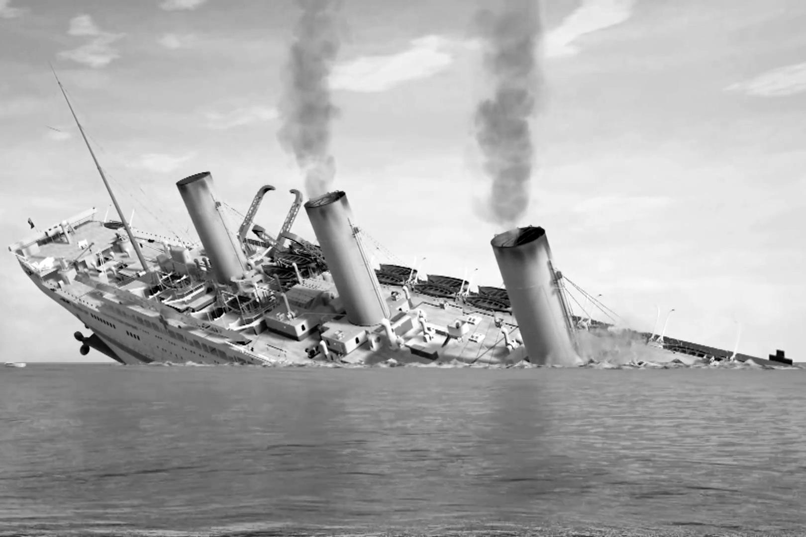 Thảm họa 'máy xay thịt người' trên Đại Tây Dương năm 1916
