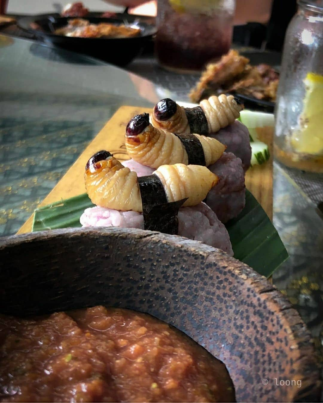 Kham pha mon sushi duong dua ky la o Malaysia hinh anh 6 IMG_4228.JPG
