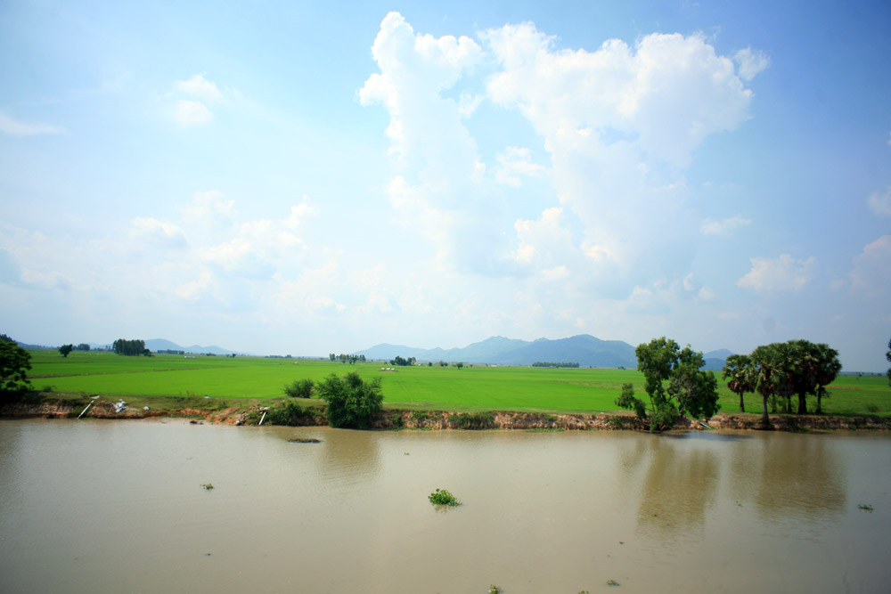 Chùm ảnh: Kê Vĩnh Tế – kênh đào lớn nhất lịch sử phong kiến Việt Nam