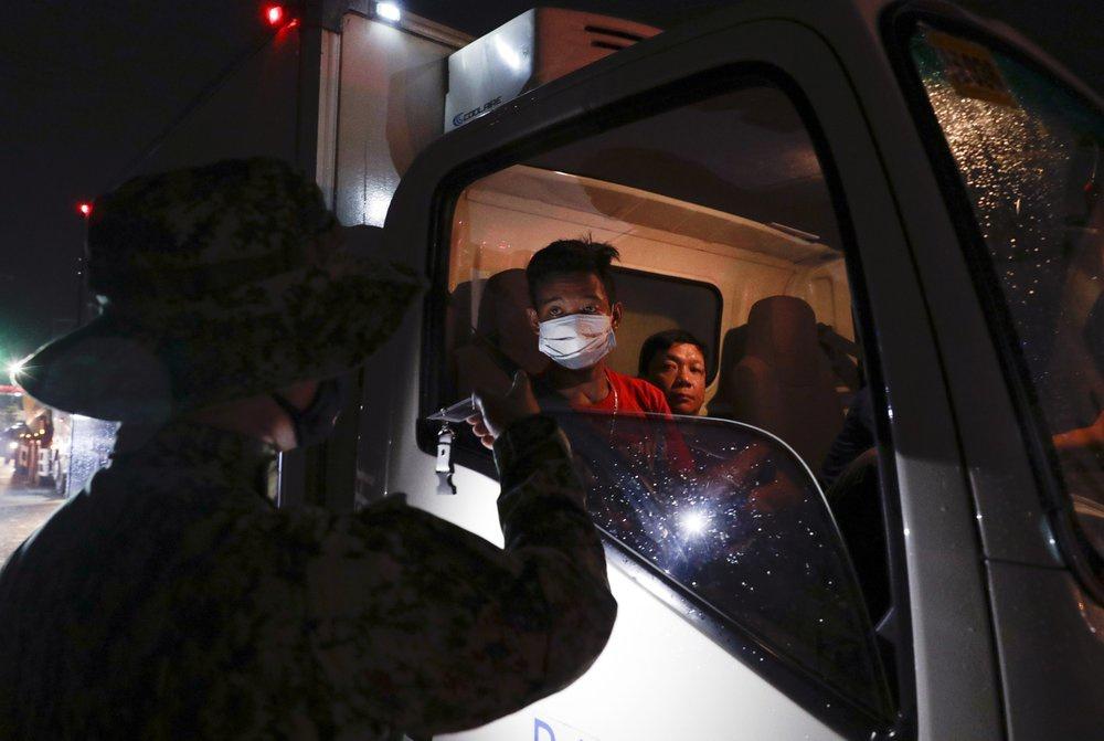 Hang nghin canh sat, binh si Philippines phong toa thu do vi Covid-19 hinh anh 2 Philippines_2.jpeg