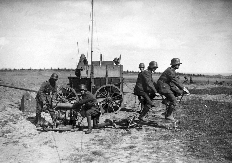 Chùm ảnh: Những công nghệ kỳ cục được sử dụng trong Thế chiến I