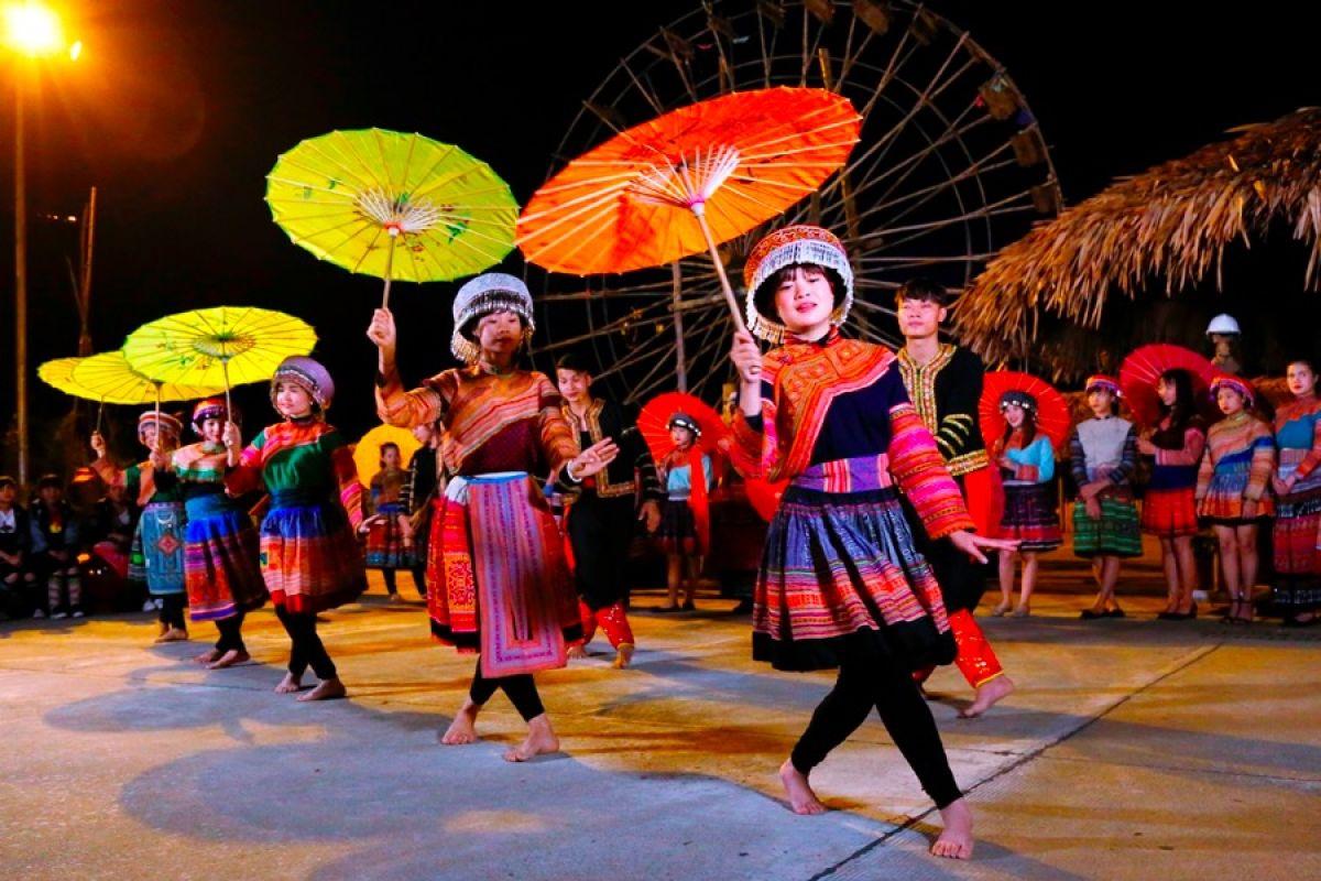 Vai trò của múa trong lễ hội của cộng đồng các dân tộc Việt Nam