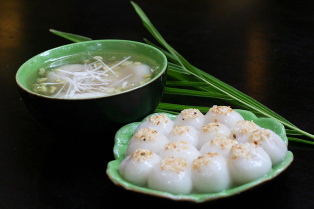 Tết Hàn Thực, tiết Thanh Minh và ý nghĩa tục cúng bánh trôi, bánh chay
