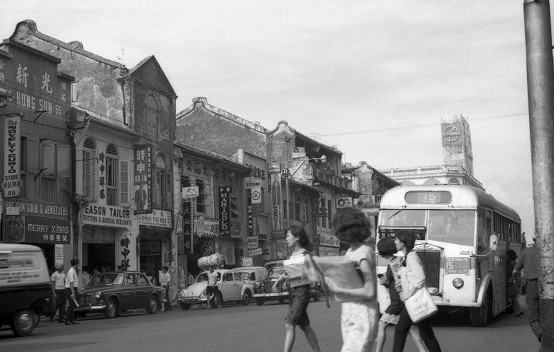 Chùm ảnh: Cuộc sống ở Singapore thập niên 1960 qua ảnh của David Ayres