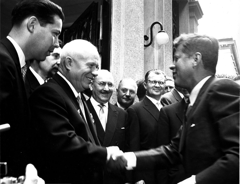 Nikita Khrushchev thăm Mỹ: Nước cờ ngoại giao ngoạn mục của Liên Xô