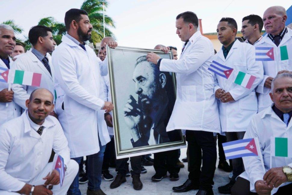 Chủ nghĩa quốc tế y tế và sự phi thường của tinh thần cộng sản kiểu Cuba