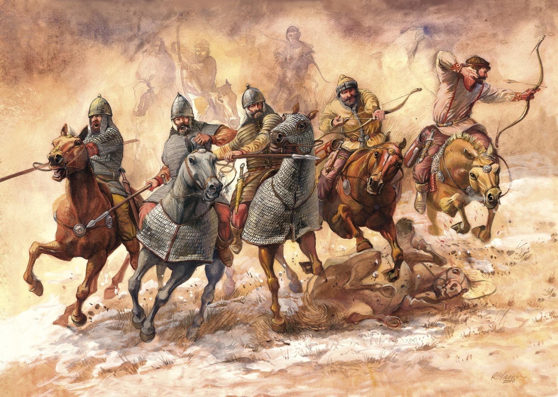 Attila và người Hung Nô: Sự trừng phạt Thượng đế dành cho người La Mã