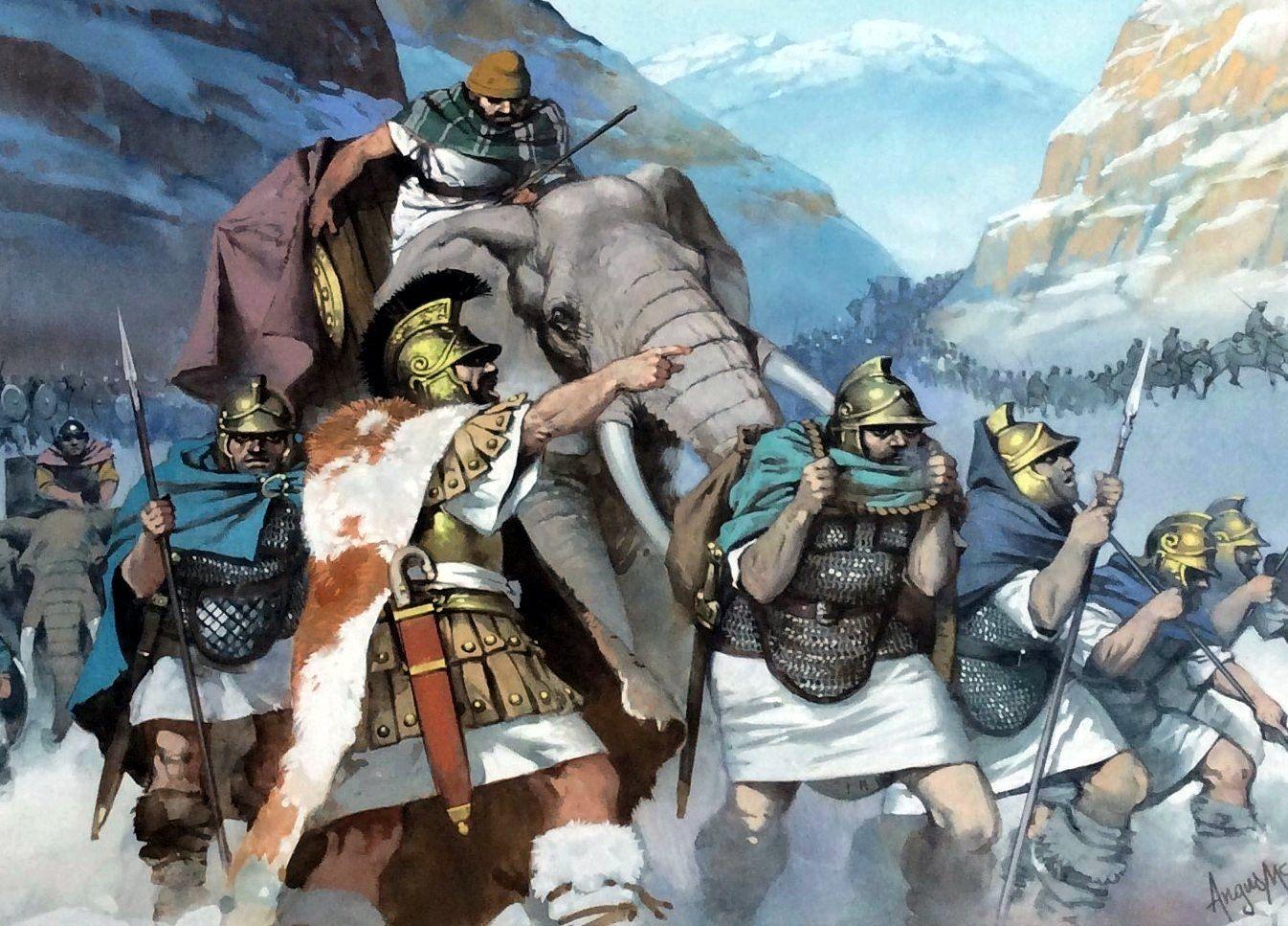 Đế quốc Carthage – kẻ đạp đổ trật tự thế giới cũ